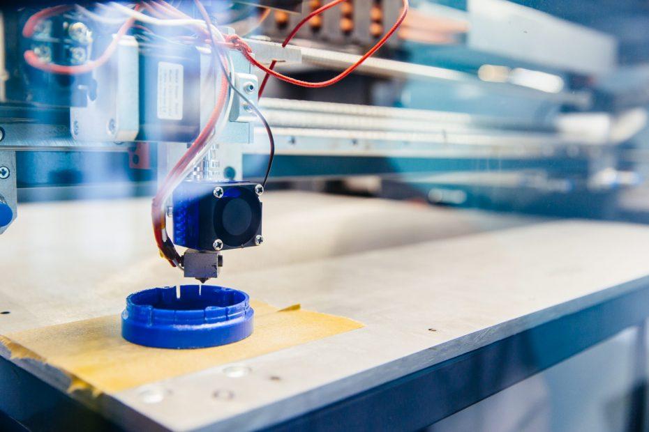 Evolução da Manufatura Aditiva (Impressão 3D)