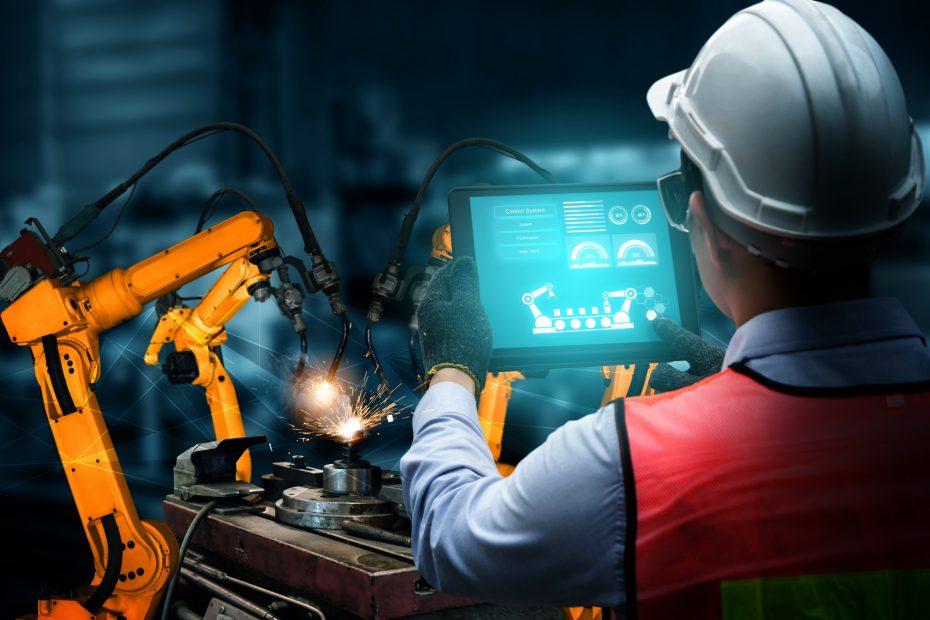 As máquinas CNC da Indústria 4.0